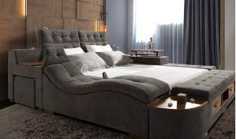 inegöl mobilyasısı Akıllı Yatak Dreams